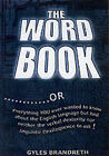 The Word Book by Gyles Brandreth (Paperback, 2001)