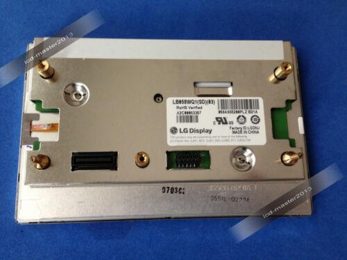 "LB058WQ1 New 5.8/"" Car LCD LB058WQ1 LB058WQ1 SD LB058WQ1 03 SD 01 02 SD"