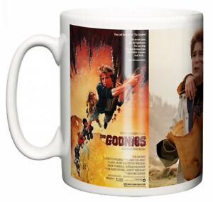 "Retro 80's Film Mug ""Classic Hollywood Movie Poster The Goonies"" Coffee Tea Gift"
