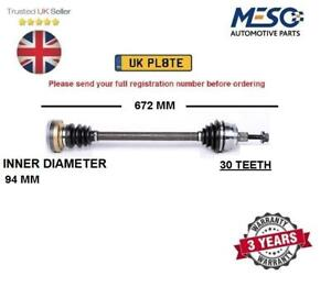 DRIVE SHAFT AXLE FITS BMW 3 Convertible E93 318 320 i 2007-2013 RIGHT HAND SIDE