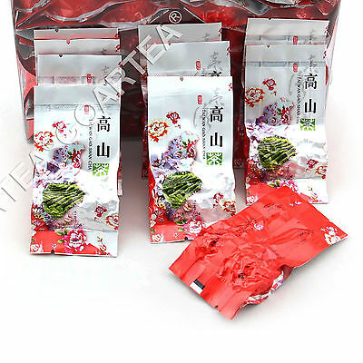 30Pcs*8g Organic Supreme Taiwan High Mountain Jinxuan Jin Xuan Milk Oolong Tea