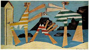 Pablo-Picasso-1955-Litho-Print-w-coa-UNIQUE-GIFT-PRESENT-simply-joyful-RARE-ART