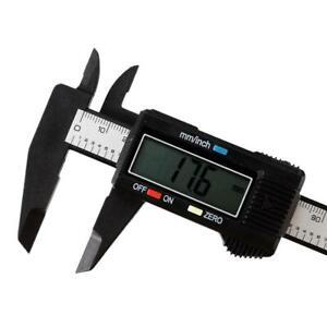 Digital Electronic Gauge Stainless Steel Vernier Caliper 150mm 6inch Micrometer