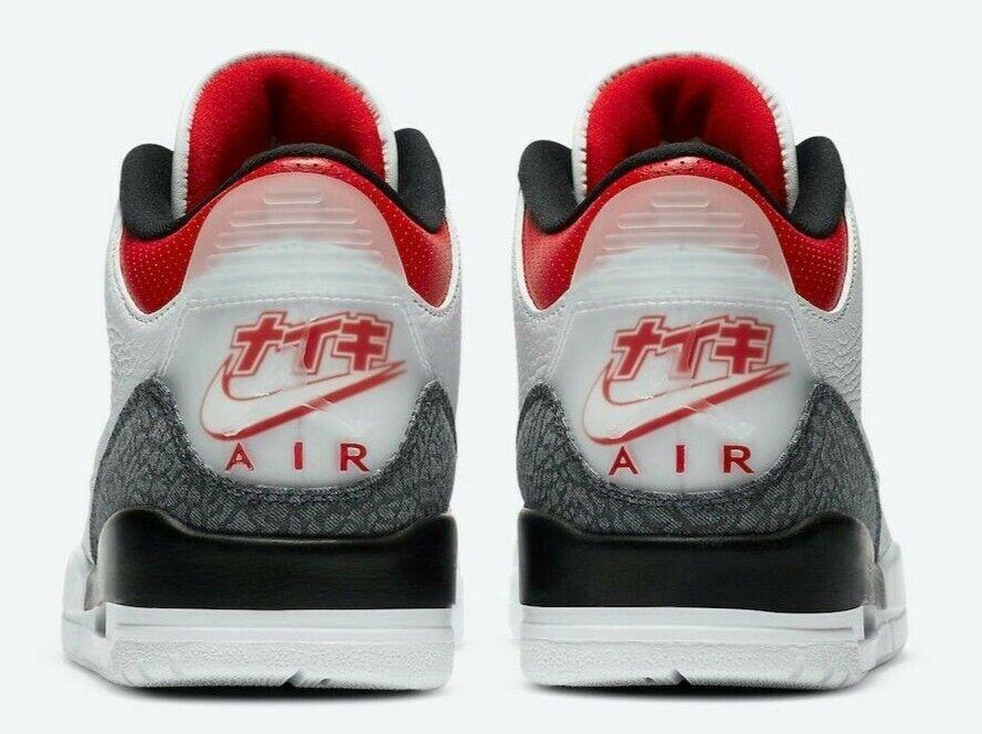 Nike Air Jordan 3 Retro OG Basketball