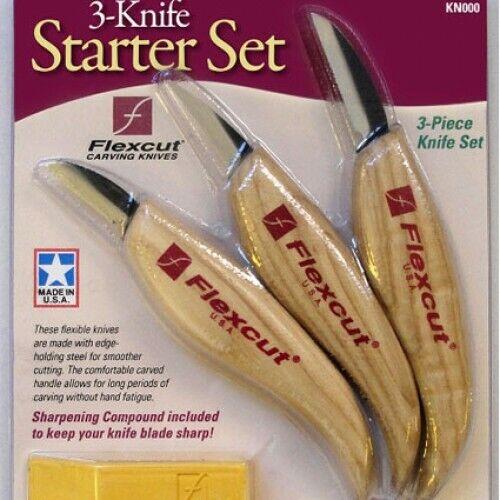 Paket Messer Stichtiefdruck Skulptur KN500