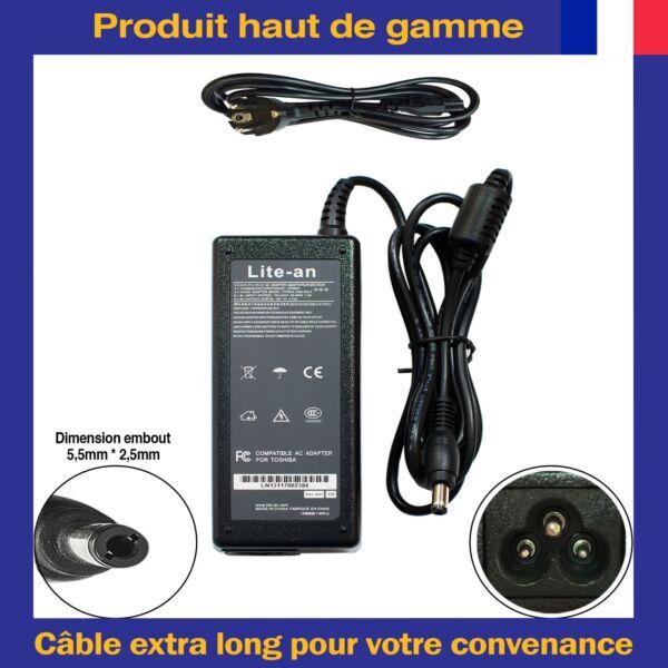 Chargeur Adaptateur Pour Asus Vivobook S400c S400ca S400ca-mx3-h S400ca-ca071h