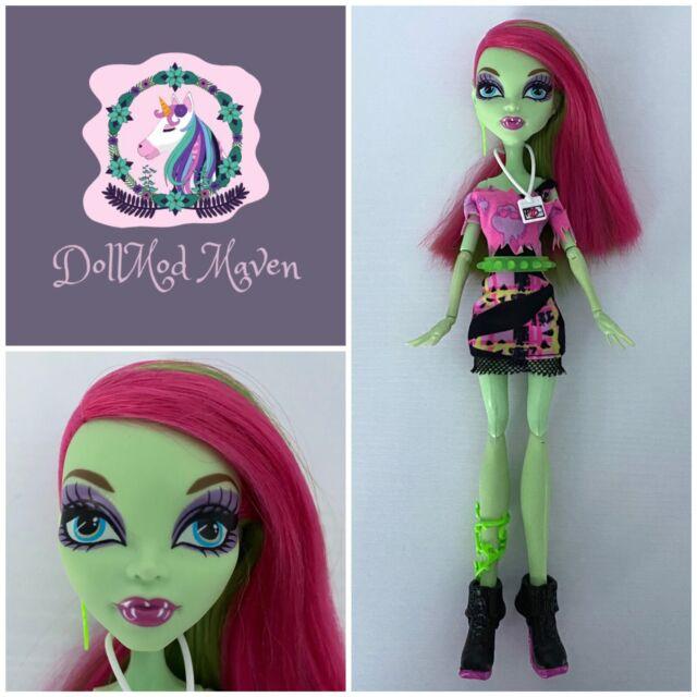 Music Festival Venus Mcflytrap Monster High Doll For Sale Online Ebay