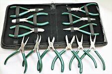 New Premium Grade Set Of 6 Each Optician Optical Plierseyeglasses Tool Set