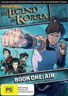 The Legend Of Korra - Air : Book 1 (DVD, 2013)