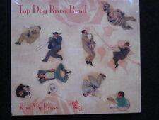 Top Dog Brass Band - Kiss My Brass (CD) Neu & OVP! R5