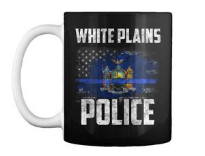White-Plains-Police-Gift-Coffee-Mug