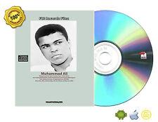 Muhammad Ali, born Cassius Clay, (1942-2016) FBI REcords File CDROM
