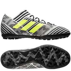 adidas Nemeziz 17.3 TF Turf 2017 Soccer Shoes White   Black Kids ... fa519fbc6