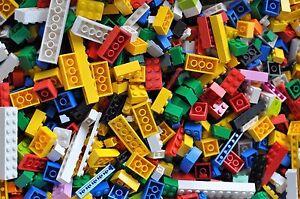 Lego-200-Stueck-Basic-Steine-Bausteine-City-Grundbausteine-sauber-gewaschen-Top