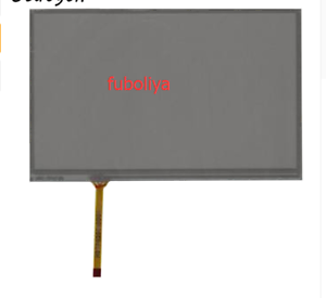 """7.3/"""" Touch Screen for LTA070B511F Lexus IS250 IS300 IS350 LCD Digitizer Panel F8"""