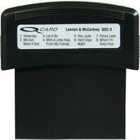 Suzuki Qsc3 Q-chord Song Cartridge - Lennon And Mccartney