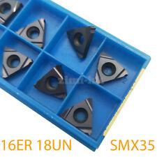 10P 16ER 18UN LDC CNC lathe Tool Threading Insert  Carbide Insert  For steel