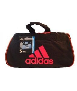 4d51e2df2773 adidas Diablo Small Gym Sport Travel Duffel Bag - Black White for ...