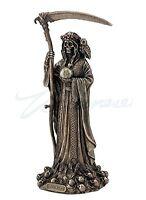 Santa Muerte Folklore Saint Of Death Statue