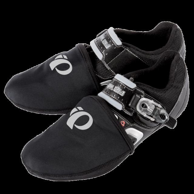Pearl Izumi Elite Thermal Toe Cover 14381006 BLACK Shoe Size Small//Medium