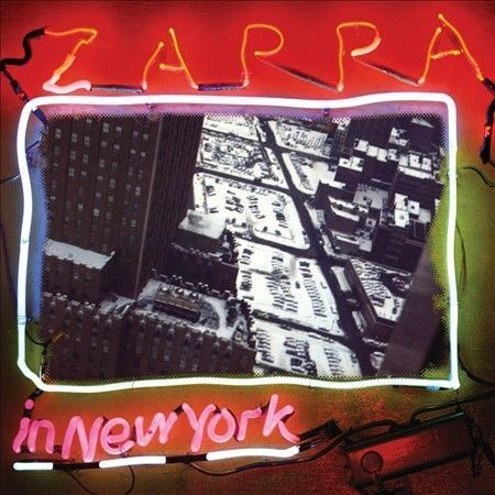 Frank Zappa - Zappa in New York CD