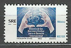 Mexico - Mail 1993 Yvert 1493 MNH