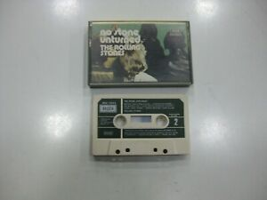 The-Rolling-Stones-Cassette-Spanish-No-Stone-Unturned