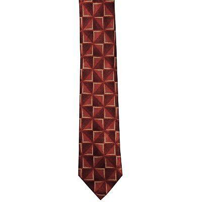 size 4-7 years New STANLEY BLACKER boy/'s zip on tie