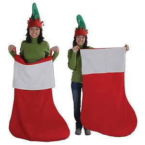 image is loading giant christmas stocking 48 034 inches tall party - Giant Christmas Stocking
