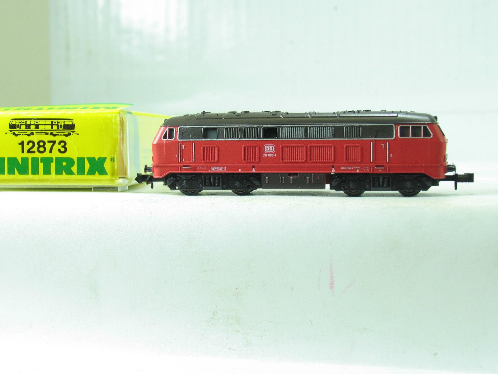 Trix N 12873 Diesellok BR 216 090-1 der DB  B947