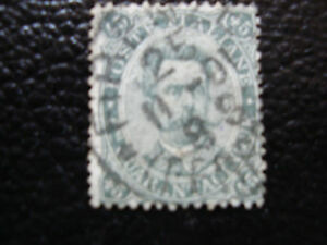 Italy-Stamp-Yvert-and-Tellier-N-42-Obl-A11-Stamp-Italy