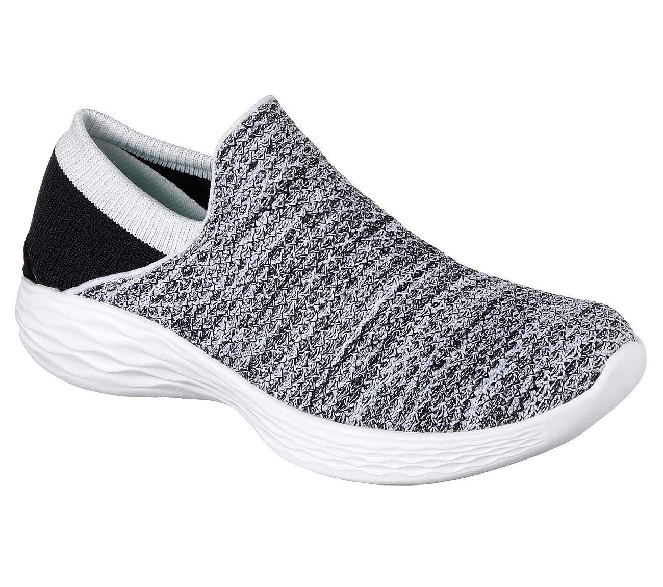 SKECHERS Damen Sie Komfort Athletic Schuhe 14951. schwarz Mergel