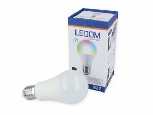 LED-10W-E27-Leuchtmittel-Smart-Home-Lampe-Dimmbar-Licht-Birne-Alexa-Google