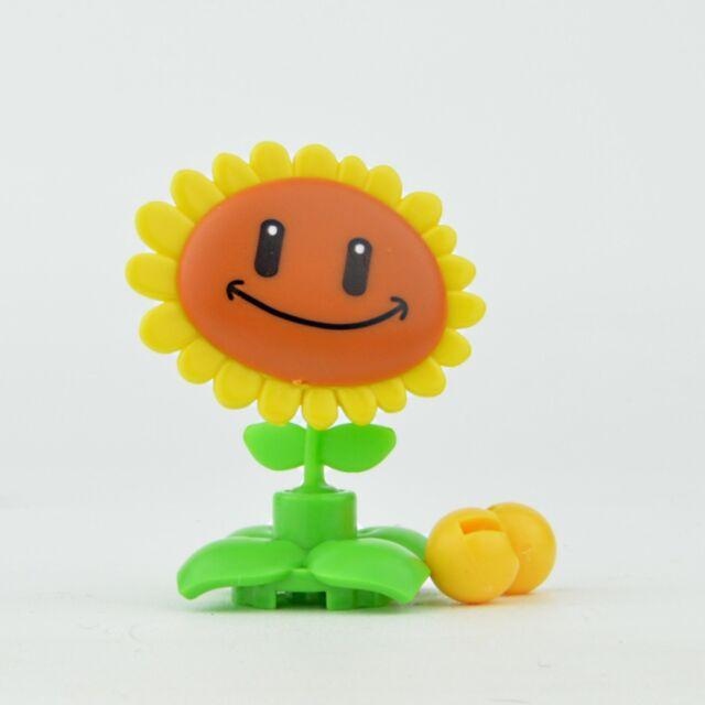 K'NEX Plants Vs. Zombies Series 3 Mystery Mini-Figure - Sunflower