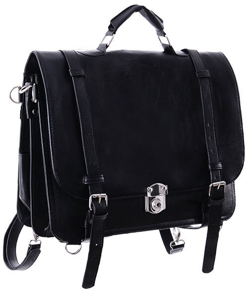 Japanese Sweet Lolita Preppy Style Handbag Laptop Shoulder Bag Harajuku Backpack