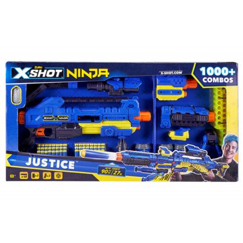 X-Shot Ninja Justice