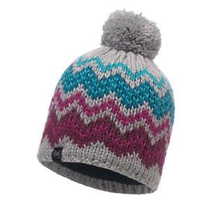 12239df8ce0 Image is loading Buff-Ski-Danke-Primaloft-Knitted-Beanie-Bobble-Hat-
