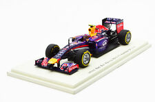 Red Bull RB10 #3, Ricciardo 2014 Australia GP Formula 1, Spark S3085  Resin 1/43