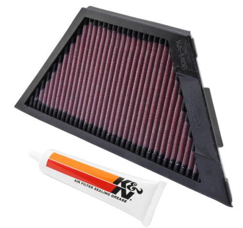 KN AIR FILTER REPLACEMENT FOR KAWASAKI ZX14R NINJA/ZZR1400 06-10