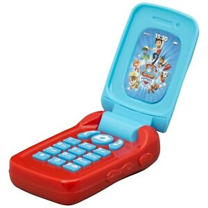 Paw-Patrol-Flip-Top-Phone-No-Retail-Packaging-Please-see-Pictures
