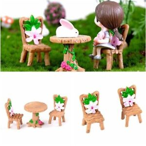 Creative-Fairy-Garden-Miniature-Table-Chair-Resin-Craft-Micro-Landscape-Ornament