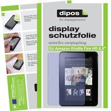 2x Amazon Kindle Fire HD 8,9 Protector de Pantalla protectores mate