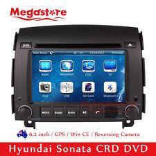 "6.2"" Car DVD Nav GPS Head Unit Stereo Radio For Hyundai Sonata 2005-2007"
