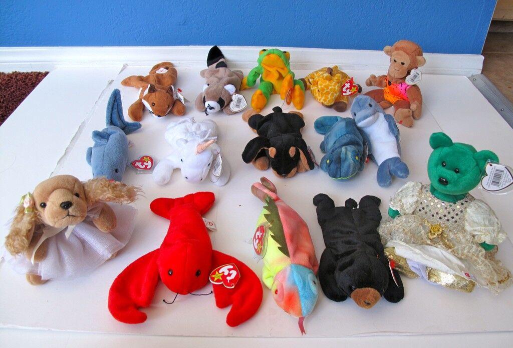 1993 - 1997  serie infantil tabini, 15 Cyeamelos de menta con etiquetas y prendas de vestir premiadas.