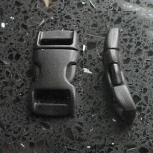 50-PCS-3-8-10mm-Release-Plastic-Buckles-for-paracord-bracelet