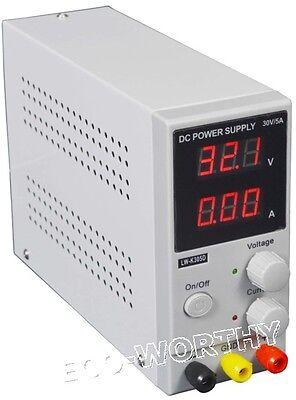 Switching DC Power Supply Adjustable Variable precision 0-30V 0-5A 220V EU plug