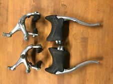 Shimano SLR Aero Brake Levers Lever BL A451 Front Rear Alloy Used