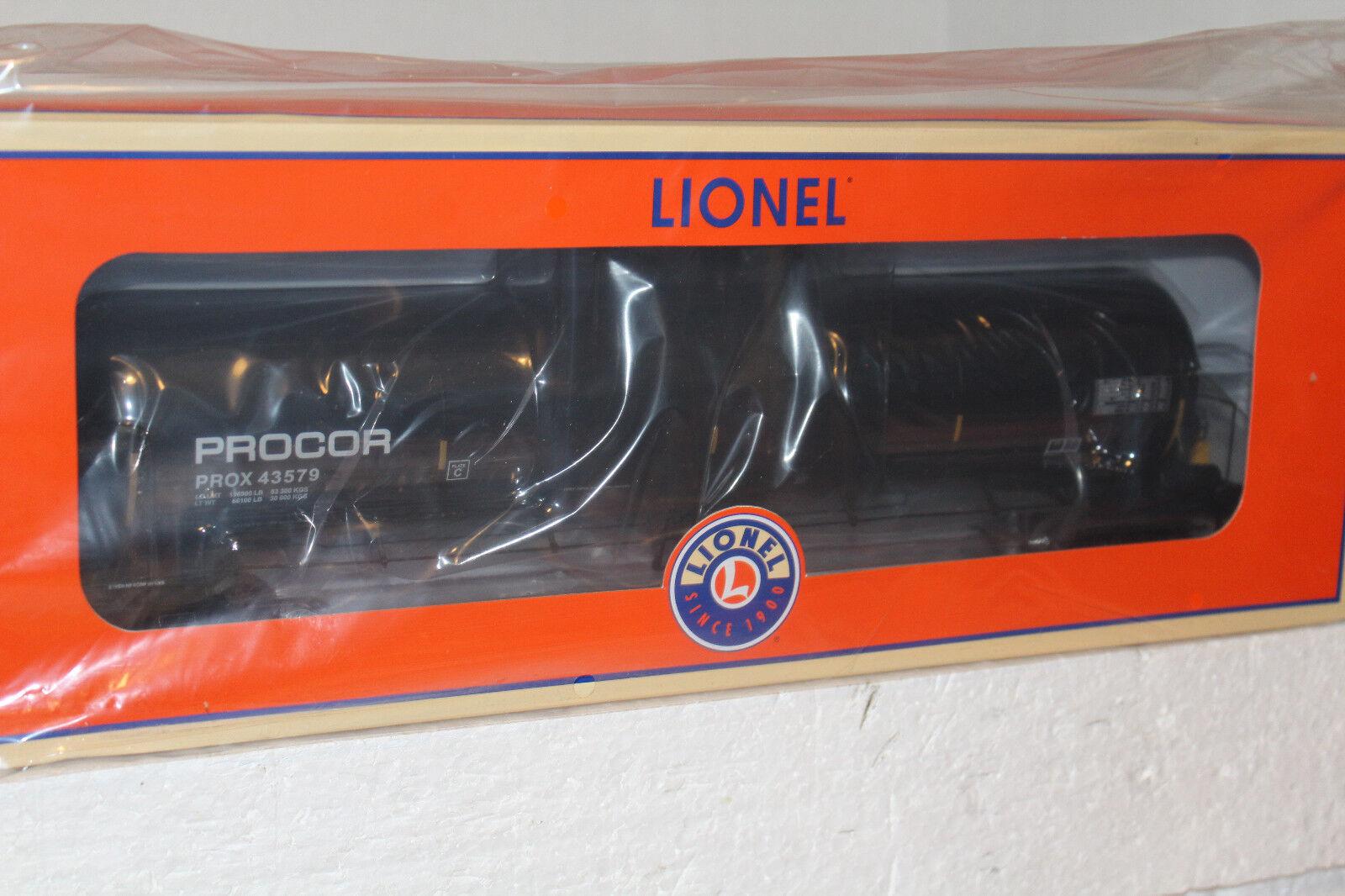 Coche Lionel Procor 30k tanque con EOT