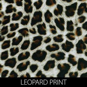 Leopard Print Hydrographic Film animal dip stick hydro gun pistol