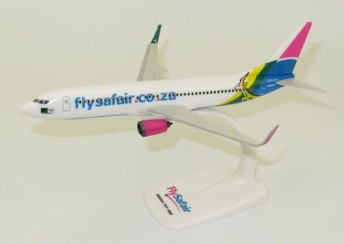 Safair Boeing 737-800 1//200 modellflugzeuge NEU